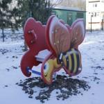 Детская игровая площадка в Светлогорске