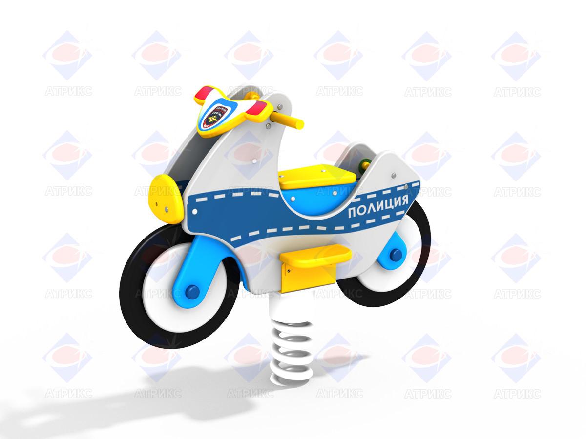 Мотоцикл на детскую площадку